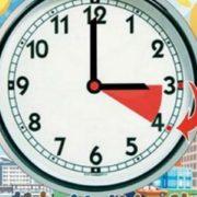 Перехід на зимовий час 2017: коли переводять годинники в Україні