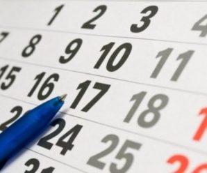 У жовтні в Україні офіційно передбачено 10 вихідних днів
