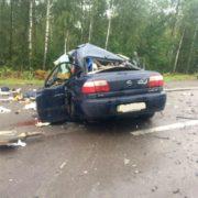 На Рівненщині в аварії легковика з вантажівкою загинули 4 політологи та журналіст