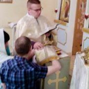В Івано-Франківській в'язниці священик повінчав молодят