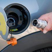 В Івано-Франківську з'явилась безкоштовна зарядка для електрокарів