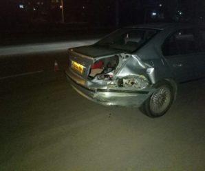 У Франківську зіткнулися дві автівки – пасажирку госпіталізовано (ФОТО)