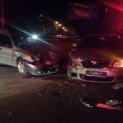ДТП на проблемній ділянці дороги на Прикарпатті (Відео)