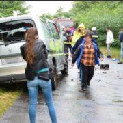 Автобус із школярами потрапив у криваву ДТП, є загиблі