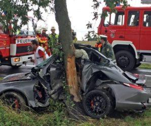 """""""На швидкості влетів у дерево…"""": В страшній ДТП загинув єдиний син відомого олігарха"""