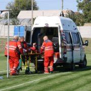 Футболіст вбив одноклубника під час матчу: моторошне відео