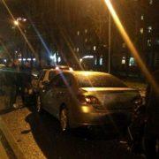 Потужна ДТП у Львові: П'яний водій зіткнувся аж з п'ятьма автомобілями