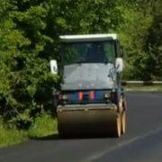 Прикарпатські дороги відновлюють шаленими темпами (відео)