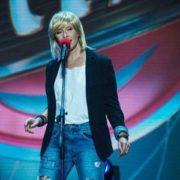 Незрівнянна Олена Кравець підкорила публіку геніальною пародією на Винника (відео)