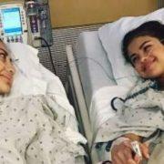 Після трансплантації нирки Селена Гомес знову потрапила на операційний стіл