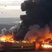 Страшна пожежа на фабриці Тернопільщини: тисячі жертв