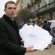 Скандального франківського депутата-«укропівця» висміяли у гумористичній телепередачі (відео)