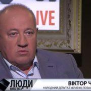 В Івано-Франківську закидали яйцями народного депутата (ВІДЕО)