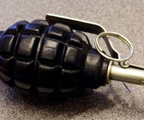 Прикарпатець виявив у своєму автомобілі гранату, яку йому підкинули невідомі