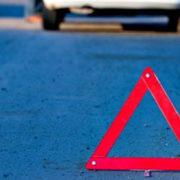 """На Прикарпатті на """"дорозі смерті"""" авто збило дитину (фото)"""