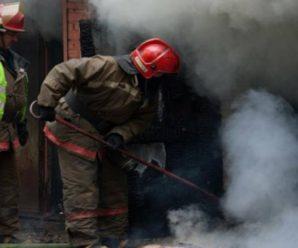 Цієї ночі безхатченки вчинили пожежу у підвалі багатоповерхівки на «БАМі»