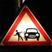 У Долині водій травмував жінку-пішохода, після чого втік з місця події