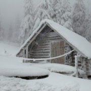 """З першим снігом! Гірськолижний курорт """"Буковель"""" засипало першим снігом (фото)"""
