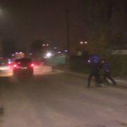 Охоронці Медведчука скоїли напад на знімальну групу програми «Схеми» біля аеропорту в «Жулянах» – журналіст