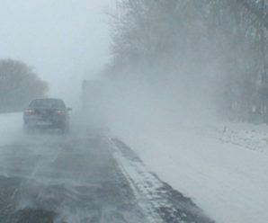 У Яремчі сніжить: патрульні попередили про ускладнення руху на прикарпатських дорогах