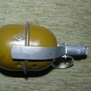 На міському озері Івано-Франківська знайшли гранату