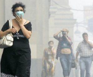 На яких вулицях Івано-Франківська небезпечно дихати