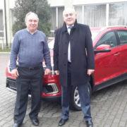 На Городенківщині чоловік виграв в лотерею автомобіль (ФОТО)