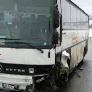 На Львівщині туристичний автобус потрапив у смертельну ДTП (ФОТО)