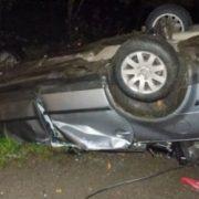 На Прикарпатті п'яний водій спричинив аварію, в якій загинув 34-річний чоловік