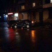 На перехресті в Івано-Франківську зіткнулись дві машини