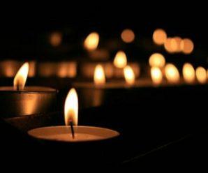 На Прикарпатті провели в останню путь бійця, який трагічно загинув у Запоріжжі (фото)