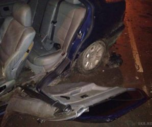 П'яний 23-річний поліцейський влаштував смертельне ДТП на Волині