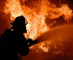 На Прикарпатті на пожежі знайшли тіло чоловіка