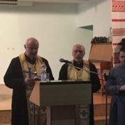 На сесії Ямницької ОТГ священик розказав анекдот