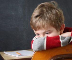 Історія нелюбимого учня в класі