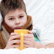 Ангіна у малюків: як розпізнати і швидко вилікувати
