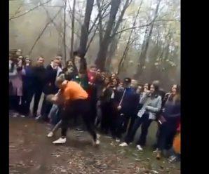 На Херсонщині зняли нові «бої без правил» між дівчатами-підлітками (ВІДЕО)