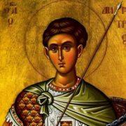 8 листопада день святого Великомученика Димитрія – що можна робити в свято