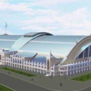 У  Франківську хочуть збудувати величезний спорткомплекс з паркінгом на 500 машин