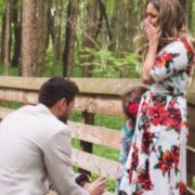 Дівчина погодилася вийти заміж, але не знала, що в той день наречений зробить цілих дві пропозиції(фото)