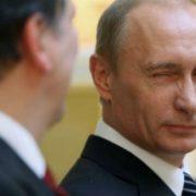 «Дімон на лабутенах»: У мережі висміяли зріст Пyтiна(фото)