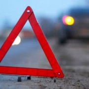 На Франківщині водій автомобіля збив нетверезого пішохода