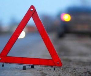 """Смертельна аварія в Надвірнянському районі: автомобіль """"Фольксваген"""" збив пішохода"""