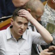 """Краще б їй не робити цього в публічних місцях: Савченко знову відзначилися """"дикими танцями"""" (відео)"""