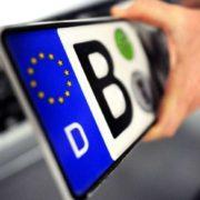 Більше ніж вартість самих автомобілів: стало відомо про нові штрафи для водіїв на єврономерах