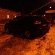 У Тернополі 27-річний водій збив подружжя на зупинці