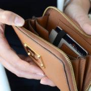 Мешканка Прикарпаття вкрала гаманець, що випав з чужої сумки