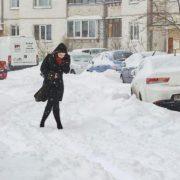 Негода обрушиться на Україну з небувалою люттю