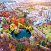 40 мільйонів: що планують зробити з парком у Франківську?