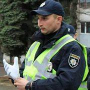 Скандал: франківські патрульні склали протокол за п'яну їзду на водія, який перебував за кордоном